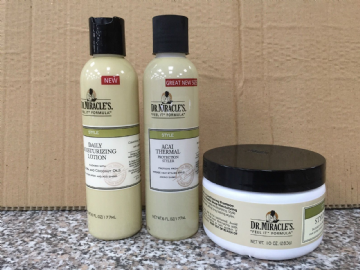 DR MIRACLE'S STYLE HAIR PRODUCTS